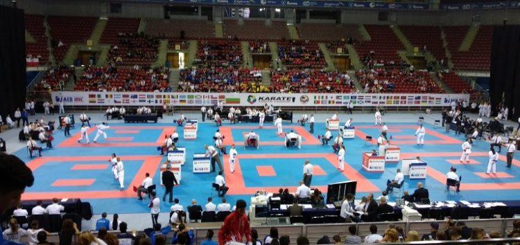 Πολύ καλές εντυπώσεις και εμπειρίες για τους Έλληνες καρατέκα στο Karate 1-Youth League στη Σοφία (pics)