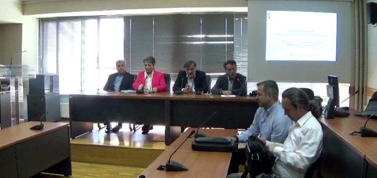 Ενημέρωση των δασικών συνεταιρισμών για τον σταθμό βιομάζας στο Αμύνταιο από τη ΔΕΗ Ανανεώσιμες (video, pics)