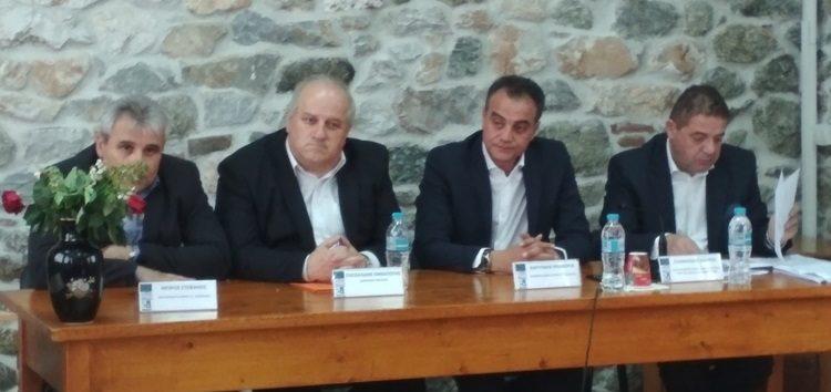 Από την Πρέσπα ξεκίνησε ο κύκλος των ενημερωτικών συναντήσεων για τα αναπτυξιακά προγράμματα που πραγματοποιεί η Περιφέρεια (videos, pics)