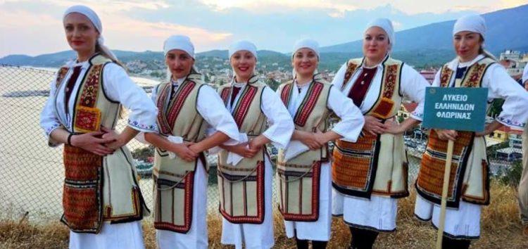 Το Λύκειο Ελληνίδων Φλώρινας στο 2ο Φεστιβάλ στα Λιμενάρια της Θάσου (pics)