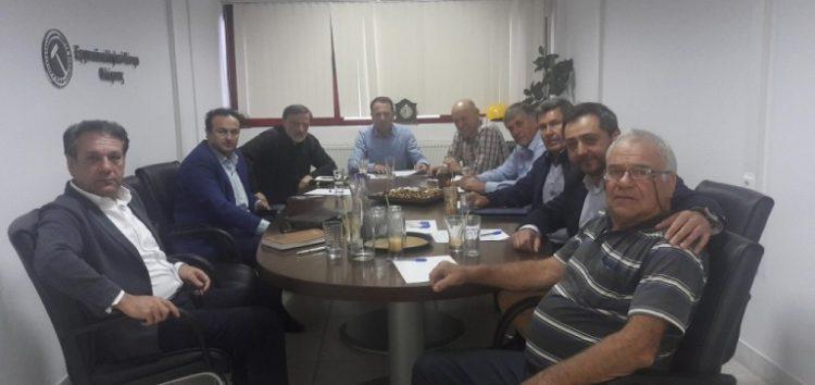Σύσκεψη φορέων σχετικά με την ψήφιση του νομοσχεδίου για την πώληση των λιγνιτικών μονάδων της ΔΕΗ