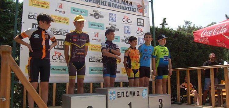 Η ομάδα ποδηλασίας του ΣΟΧ στους αγώνες ποδηλασίας του ΒΑΟ (pics)