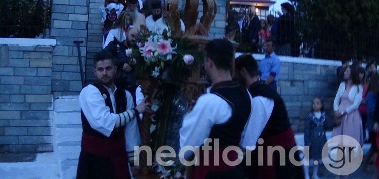 Η Κέλλη γιορτάζει τον Άγιο Αθανάσιο τον καλοκαιρινό (video, pics)