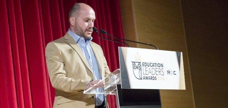 Χρυσό βραβείο για την εφαρμογή SchoolAR και τον εκπαιδευτικό Σωτήρη Γεωργίου (pics)
