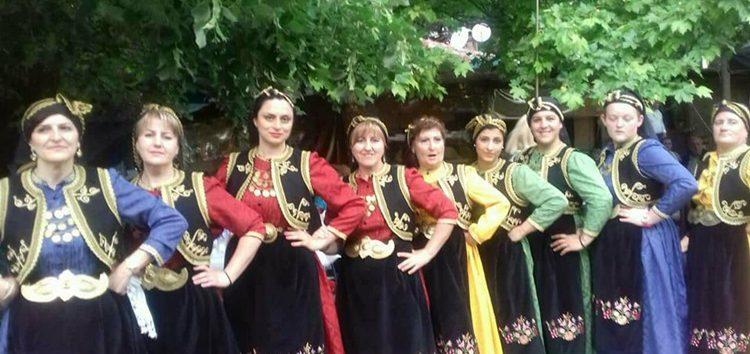 Ο Σύλλογος Θεσσαλών Φλώρινας στο 4ο Φεστιβάλ Γυναικείων Παραδοσιακών Χορευτικών (pics)