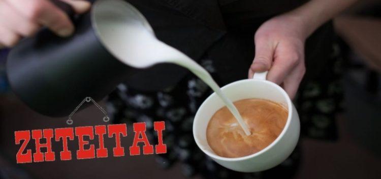 Ζητείται barista σε takeaway καφέ