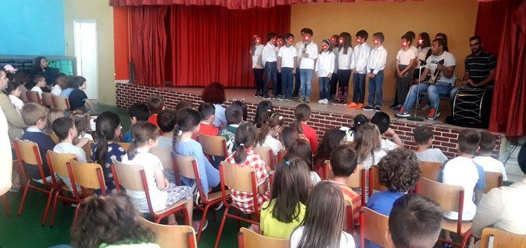 Μέρα μνήμης της Γενοκτονίας των Ποντίων στο 2ο δημοτικό σχολείο Φλώρινας (pics)