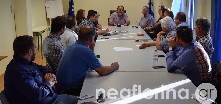 Σύσκεψη από το Επιμελητήριο για την τουριστική δικτύωση της Π.Ε. Φλώρινας (video, pics)