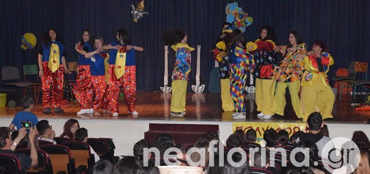 «Γελάστε – Διασκεδάστε με τους κλόουν» από τη θεατρική ομάδα «Πολύμορφο» του Πανεπιστημίου (video, pics)