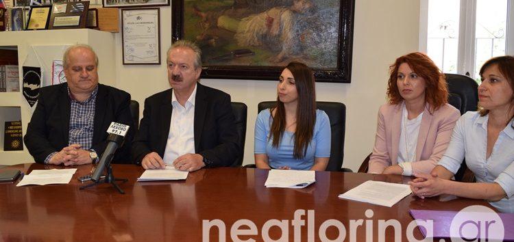 Με στόχο τη στήριξη των πολιτών ξεκίνησε η λειτουργία του Κέντρου Κοινότητας του δήμου Φλώρινας (video, pics)