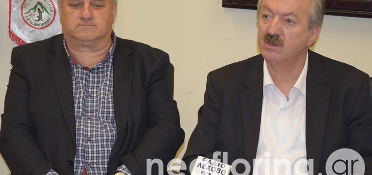 Ο δήμαρχος Φλώρινας για την πιθανή αλλαγή της εταιρείας που θα συνεχίσει το έργο της τηλεθέρμανσης (video)