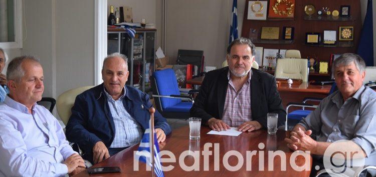 Εξελίσσεται η συνεργασία των Επιμελητηρίων Φλώρινας και Πάφου (video, pics)