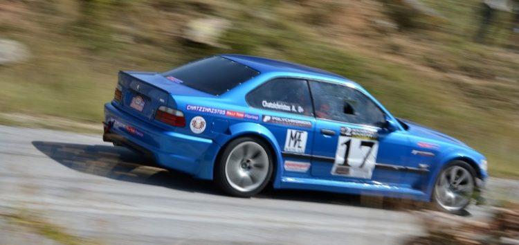Το Σαββατοκύριακο 5 και 6 Μαΐου έχει «γκάζια»…. 3η Ανάβαση Βλάστης με τη συμμετοχή του Chatzihristos Rally Team Florina