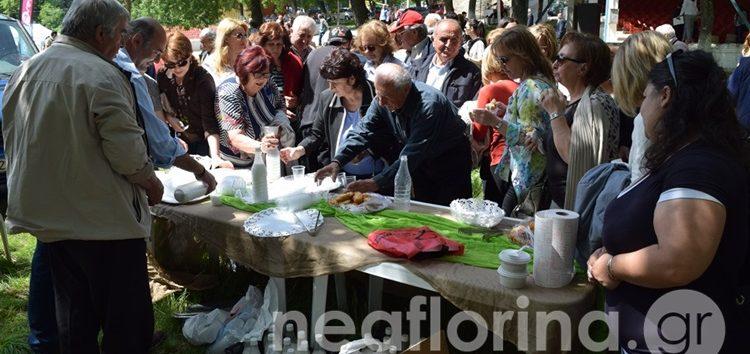 Τα «Παρχάρια» αναβίωσε η Εύξεινος Λέσχη Φλώρινας (video, pics)