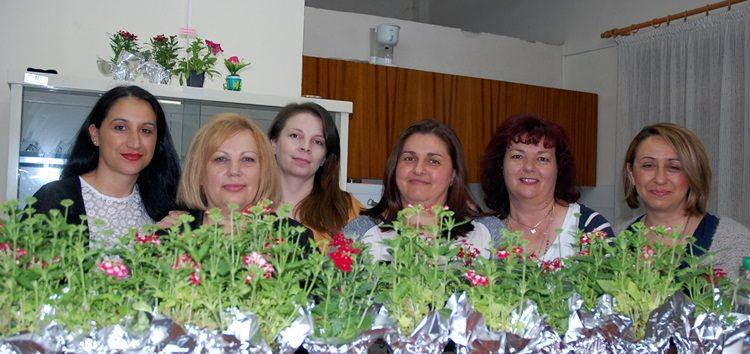 Γιορτή της μητέρας με τον Σύλλογο Γυναικών Παπαγιάννη (pics)