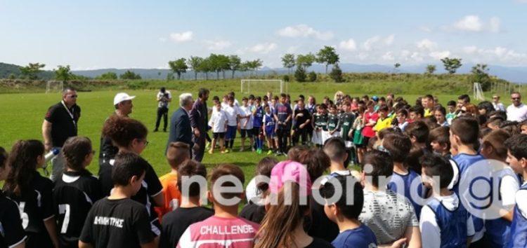 Ολοκληρώθηκε το μαθητικό πρωτάθλημα ποδοσφαίρου δημοτικών σχολείων (pics)