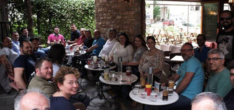 Συνάντηση των μελών της Ένωσης Φωτογράφων Κεντροδυτικής Μακεδονίας (pics)
