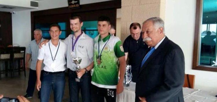 Με δύο αθλητές η Σκοπευτική Αθλητική Λέσχη Φλώρινας στον διεθνή αγώνα πρακτικής σκοποβολής στη Ρόδο (pics)