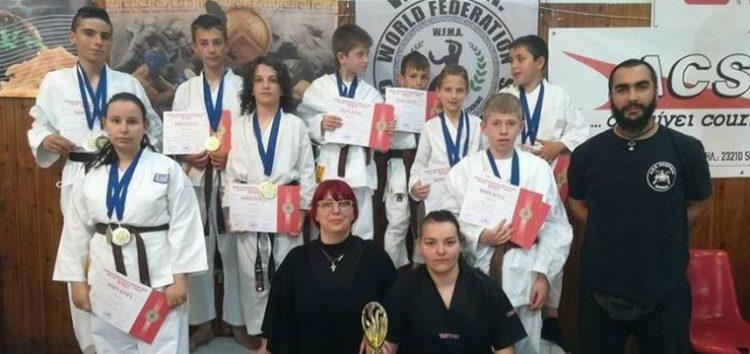100% επιτυχία του Shogun στο Παγκόσμιο Πρωτάθλημα στις Σέρρες