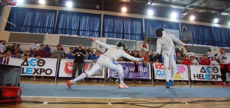 Ολοκληρώθηκε στη Φλώρινα το Πανελλήνιο Πρωτάθλημα Ξιφασκίας με θρίαμβο των ομάδων του ΟΞΙΦ (pics)