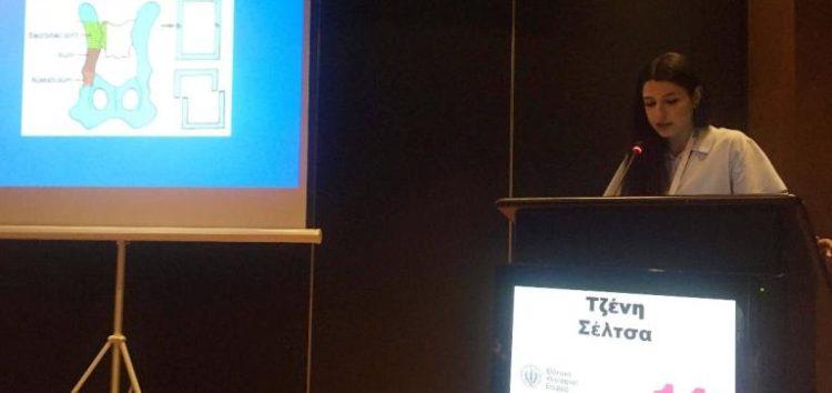 Η Τζένη Σέλτσα εισηγήτρια στο 14ο Πανελλήνιο Κτηνιατρικό Συνέδριο