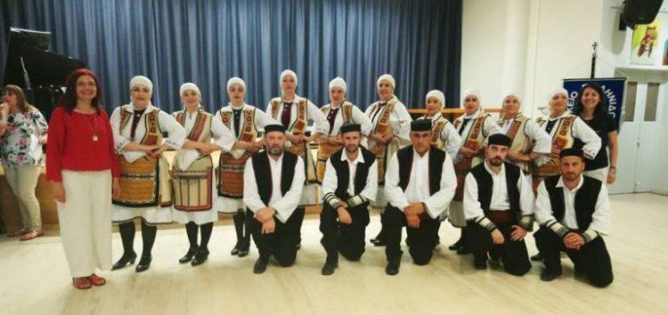 Το Λύκειο Ελληνίδων Φλώρινας σε εκδηλώσεις στο δήμο Ν. Ηρακλείου (pics)