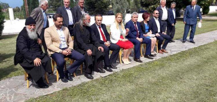 Στο Νεοχωράκι ο βουλευτής Γιάννης Αντωνιάδης (pics)
