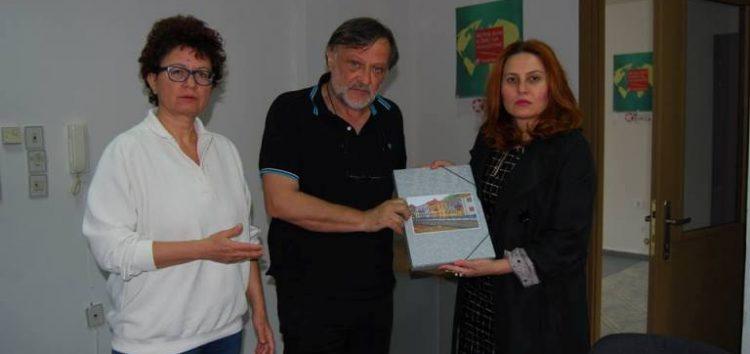 Συνάντηση Σέλτσα με την επιτροπή συλλογής υπογραφών για τη στήριξη του Πανεπιστημίου και του ΤΕΙ στη Φλώρινα