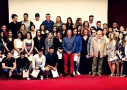 Τελετή αποφοίτησης των μαθητών της Γ' τάξης του Γενικού Λυκείου Αμυνταίου (pics)