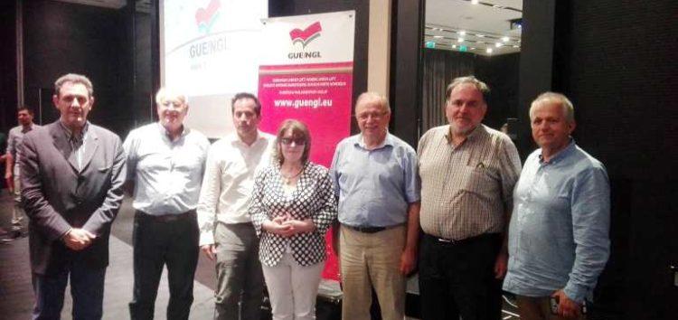 Πρόεδρος και αντιπρόεδρος του Επιμελητηρίου Φλώρινας σε συνέδριο για τον τουρισμό και τον πολιτισμό στα Βαλκάνια