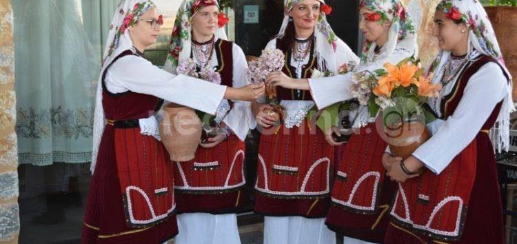 Η Γιορτή του Κλήδονα από το Λύκειο Ελληνίδων Φλώρινας