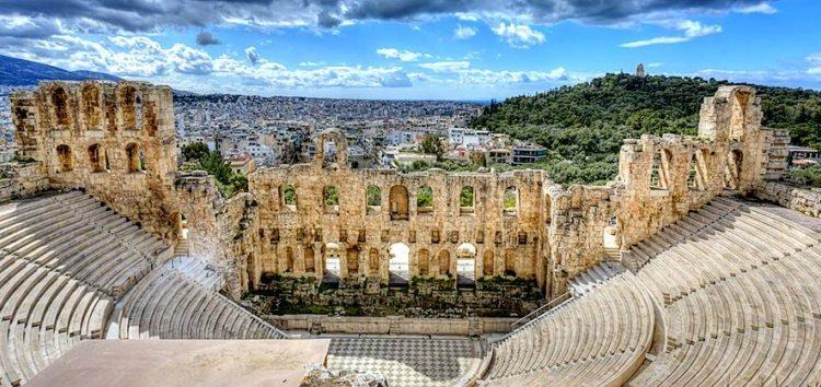 Συγχαρητήριο για τους εκπροσώπους του Φλαμπούρου και της Ευξείνου Λέσχης στο Ηρώδειο