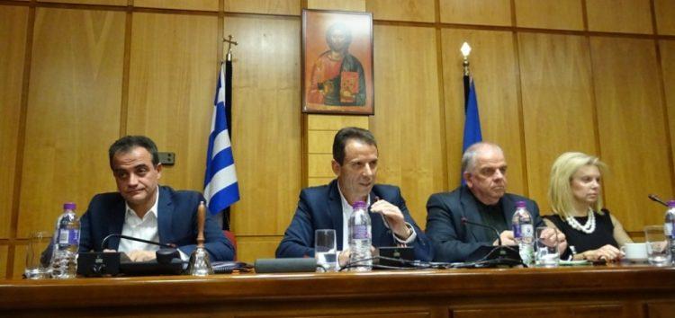 Μήνυμα του Προέδρου του Περιφερειακού Συμβουλίου Δυτικής Μακεδονίας Φώτη Κεχαγιά για τις Πανελλήνιες Εξετάσεις