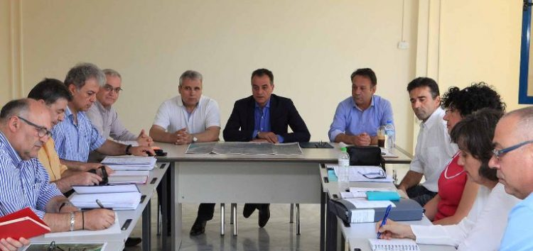Ο κάθετος άξονας Φλώρινα – Πτολεμαΐδα και άλλα έργα στο επίκεντρο σύσκεψης στην Περιφέρεια (video)