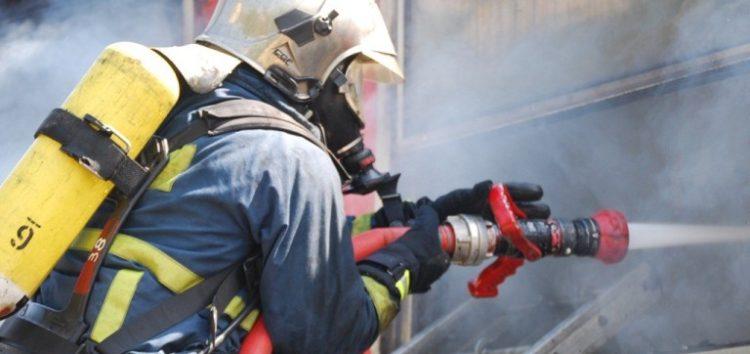 Νεκρή 90χρονη από πυρκαγιά σε μονοκατοικία στο Αμύνταιο