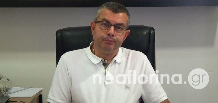 Ο φιλόλογος Λάζαρος Σαββίδης στο Ράδιο Αμύνταιο