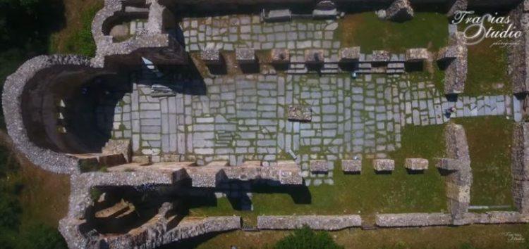 Η Βασιλική του Αγίου Αχιλλείου στη Μικρή Πρέσπα (video)