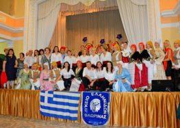 Το Λύκειο Ελληνίδων Φλώρινας σε Κίεβο και Οδησσό (pics)