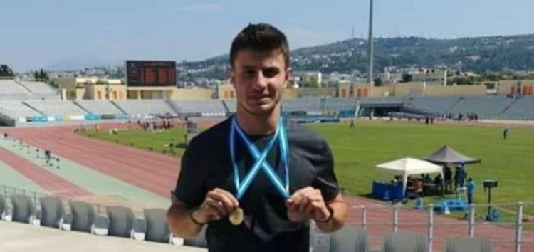 Συγχαρητήριο του βουλευτή Γιάννη Αντωνιάδη προς τον αθλητή Γιάννη Βοσκόπουλο