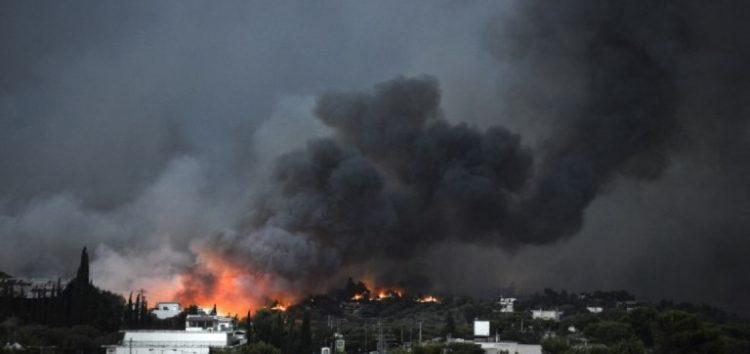 Συγκέντρωση ειδών πρώτης ανάγκης για τους πυρόπληκτους της Αττικής από το δήμο Φλώρινας