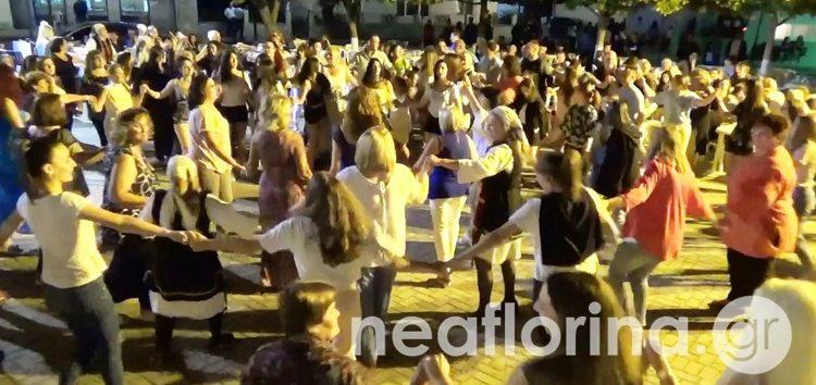 Χορός και κέφι στη δεύτερη μέρα του 8ου Παμμακεδονικού Ανταμώματος (video, pics)