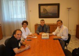 Συνάντηση στο υπουργείο Παιδείας για τις δυνατότητες συνεργειών Πανεπιστημίου και ΤΕΙ Δυτικής Μακεδονίας