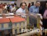 Παραδοσιακά σπίτια και εκκλησίες της Φλώρινας στην εντυπωσιακή έκθεση έργων μακέτας του Γιάννη Λουκά (video, pics)