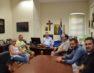 Συνάντηση του δημάρχου Φλώρινας με αντιπροσωπεία του Δ.Σ. του ΕΒΕ Φλώρινας