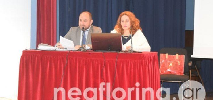 Ο απολογισμός της δημοτικής αρχής Φλώρινας – Όλες οι εισηγήσεις (video)