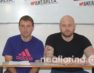 Συνέντευξη τύπου για την κοινή εκδήλωση ΑΝΤΑΡΣΥΑ και Levica για τη Συμφωνία των Πρεσπών (video)
