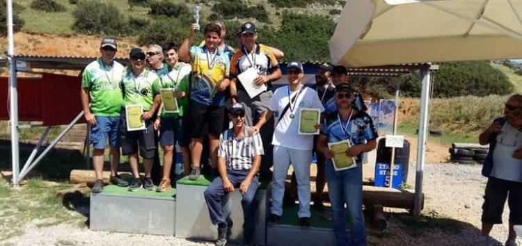 Ολοκληρώθηκε με νέες επιτυχίες η αγωνιστική περίοδος για την Σκοπευτική Αθλητική Λέσχη Φλώρινας (pics)