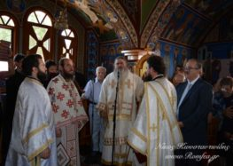 Ο εορτασμός της Αγίας Μακρίνας στη Φλώρινα (pics)