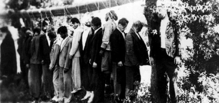 Οι κρεμάλες των Ναζί στη Φλώρινα: Το ατιμώρητο έγκλημα στην Κλαδοράχη όπου κρέμασαν ως αντίποινα 15 Έλληνες πατριώτες