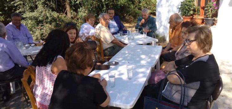 Επίσκεψη του βουλευτή Γιάννη Αντωνιάδη στην ακριτική κοινότητα Εθνικού (pics)